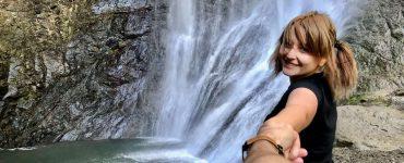 wodospad Mirveti